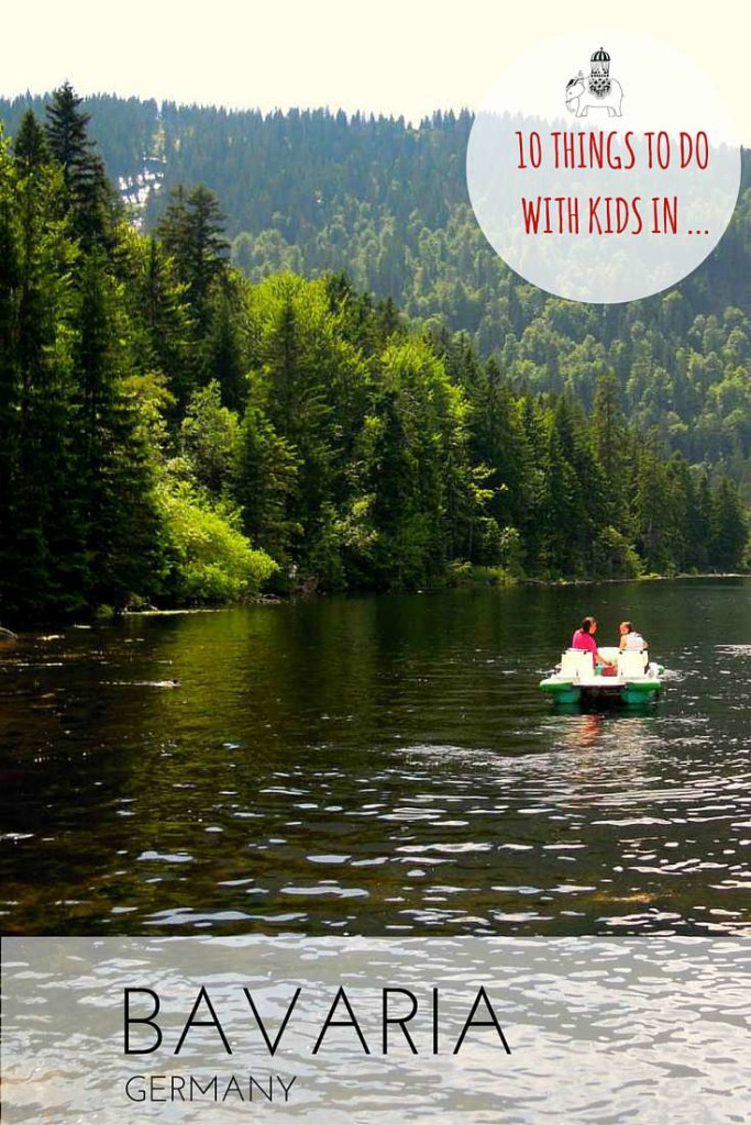 10 Things to do with kids in Bavaria - Germany