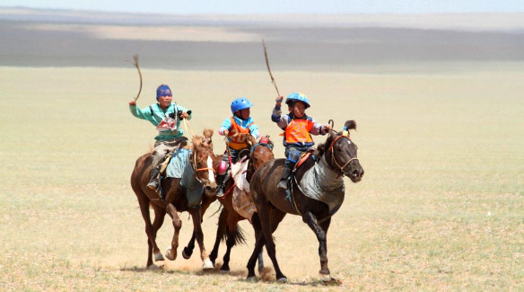 Mongolia Family Holiday Horses