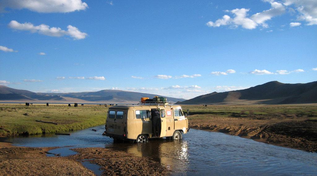 Mongolia Family Holiday
