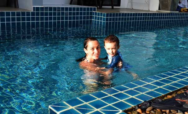 Family Hotel Review: Alphabeto Resort , Phuket, Thailand