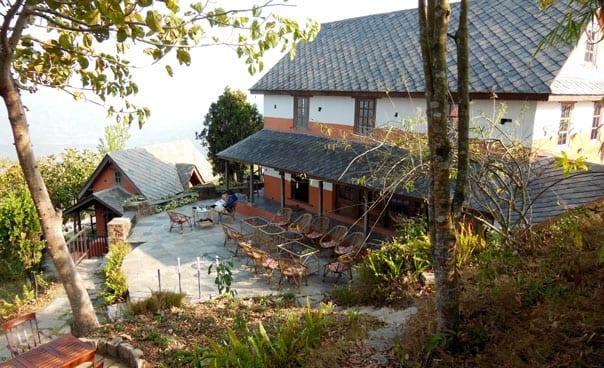 Family friendly hotel Kathmandu Nepal