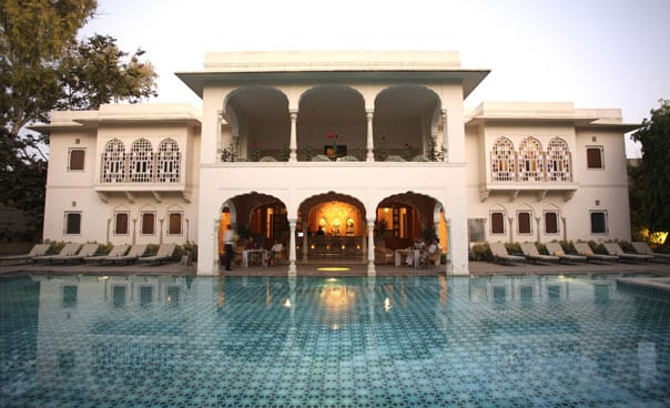 Samode Haveli Family-Friendly Hotel Jaipur, India