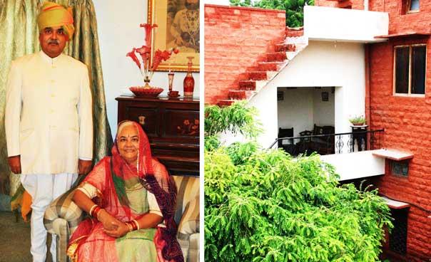 Indrashan Homestay