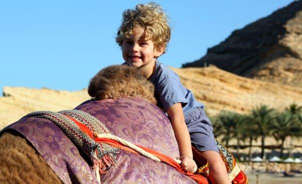 Family Hotel Review: Shangri-La Barr Al Jissah Resort & Spa