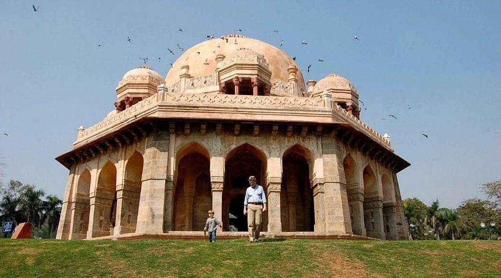 Best way to travel around India with Kids