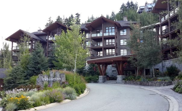 Family Hotel Review: Whistler Lodging Ovations Evolution