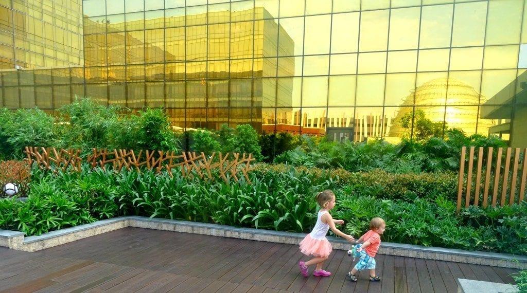 Family Hotel Review: Nobu Hotel, Manila, The Philippines
