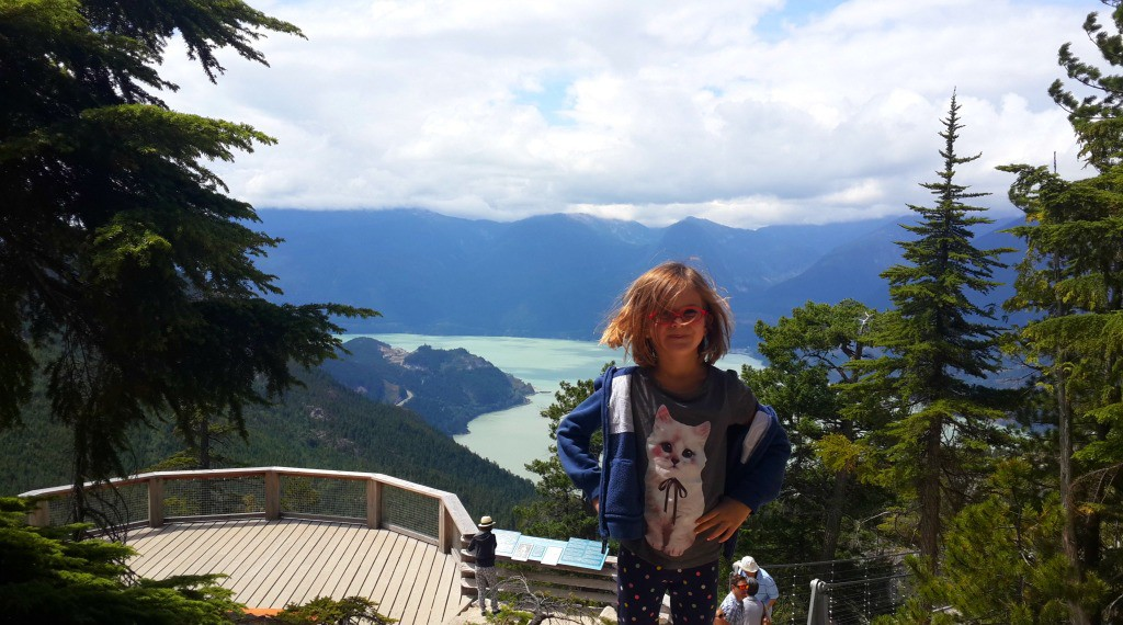 Photo Story: Sea to Sky Gondola, Squamish, British Columbia, Canada