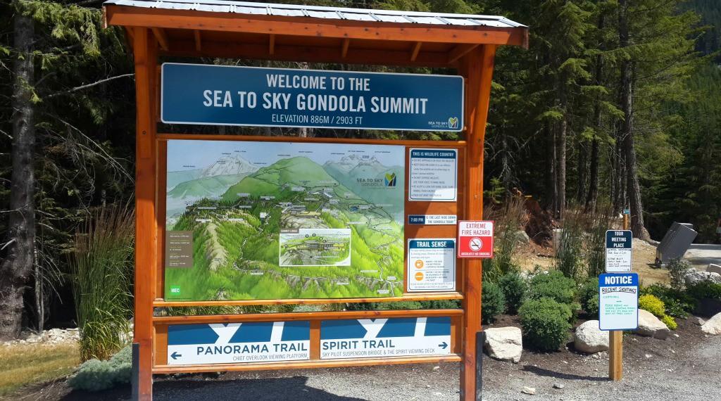 Photo Story: Sea to Sky Gondola, Squamish, Canada