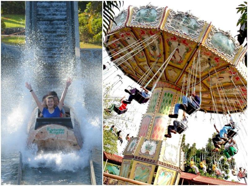 Best Day Trips From Manila Enchanted Kingdom Globetotting