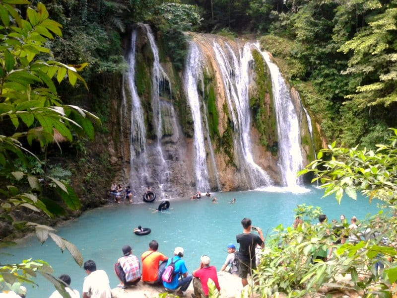 Best Day Trips From Manila Daranak Falls Globetotting