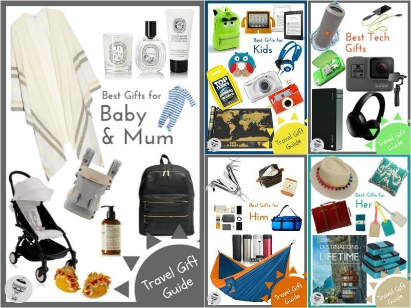 An Awesome Gift Guide for Travellers