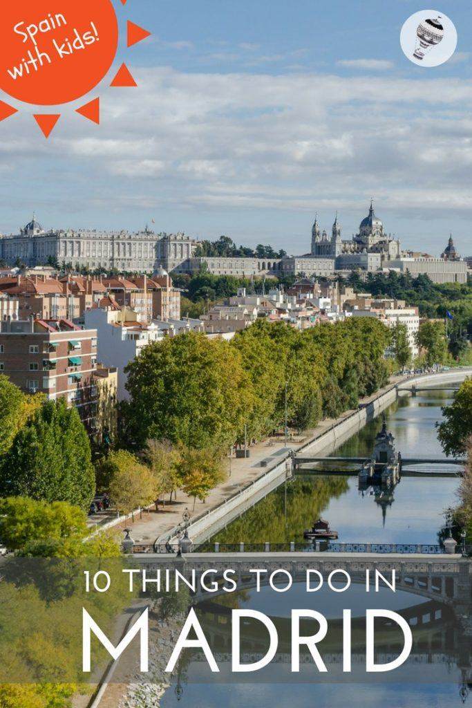 Spain with kids: 10 Things to do in Madrid via @globetotting.com