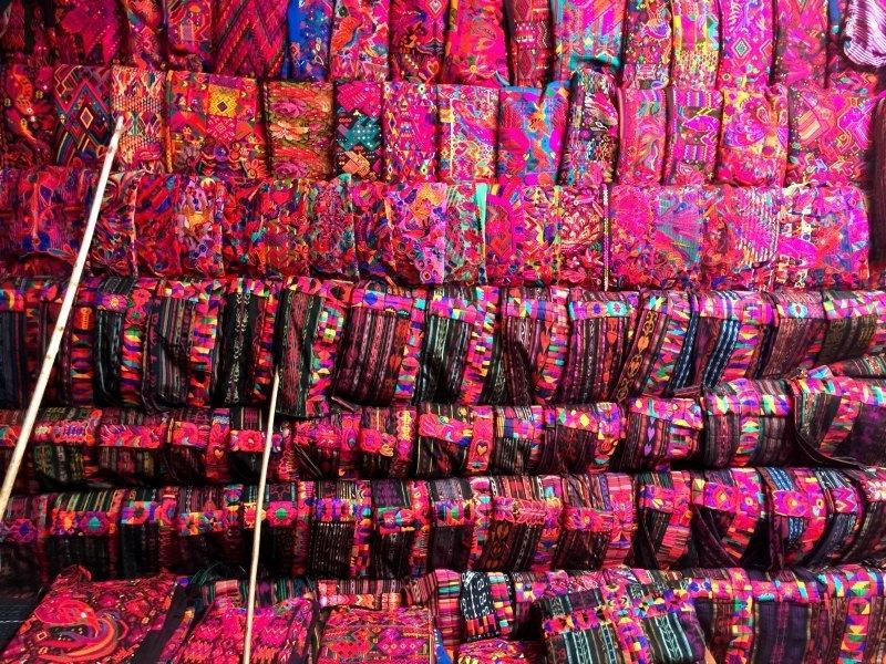 Guatemala With Kids: The Market at Chichicastenango