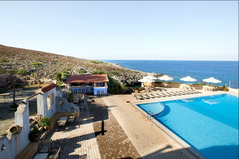 child-friendly hotels in crete: Giorgi's Blue Apartments