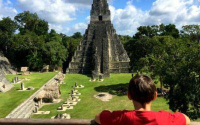 Guatemala with Kids: Take the Kids to Tikal!