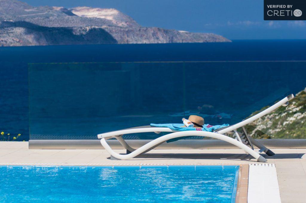 child-friendly hotels in crete: Creti.co villas