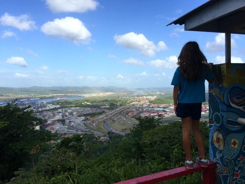 Panama With Kids: A Walk on the Wild Side up Ancon Hill