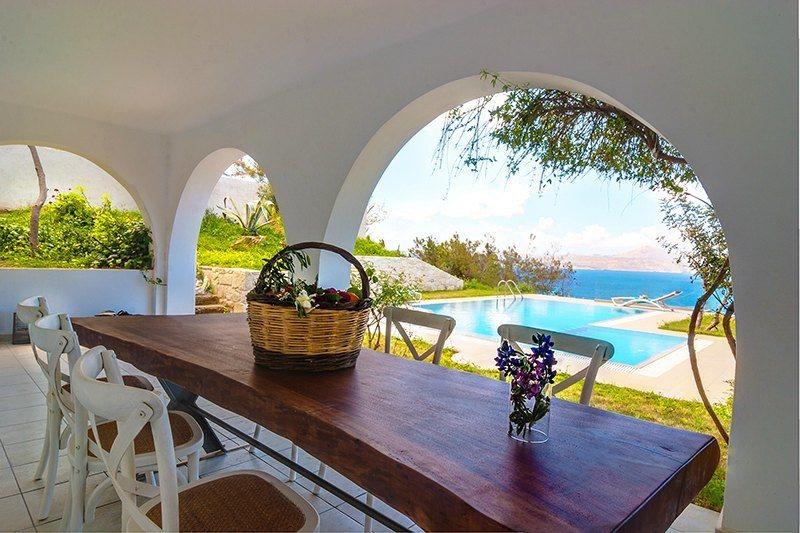 Crete with kids: Family Friendly Villas