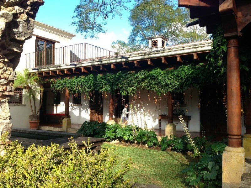 Guatemala with Kids: Where to Stay in Antigua