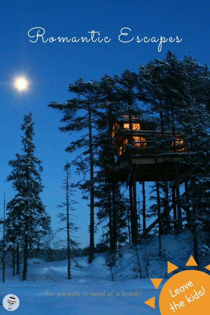 Leave the kids! Romantic escapes for parents in need of a break via @globetotting