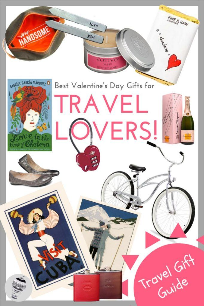 Best Valentine's Day Gifts for Travel Lovers! via @globetotting