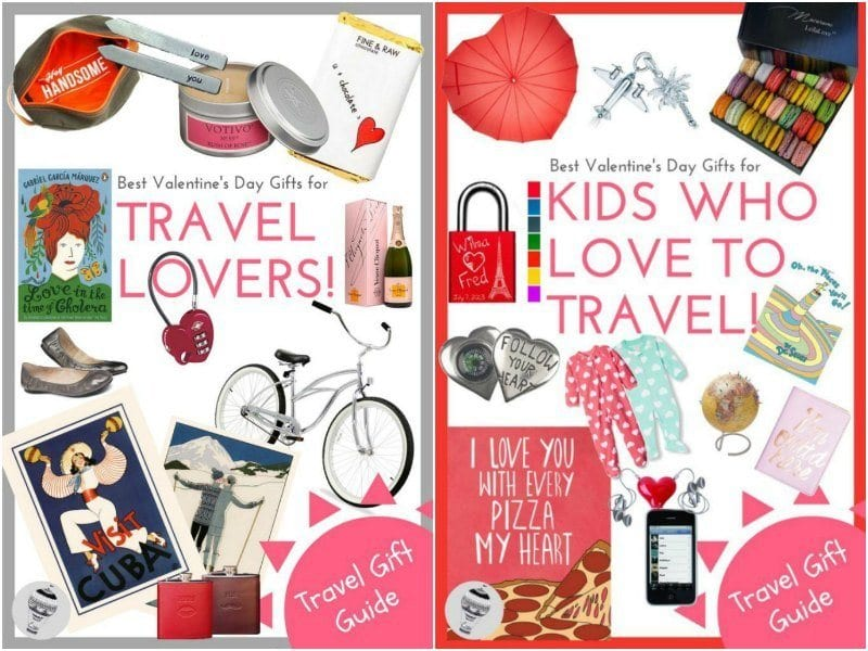 Valentine's Gift Guide for Travel Lovers