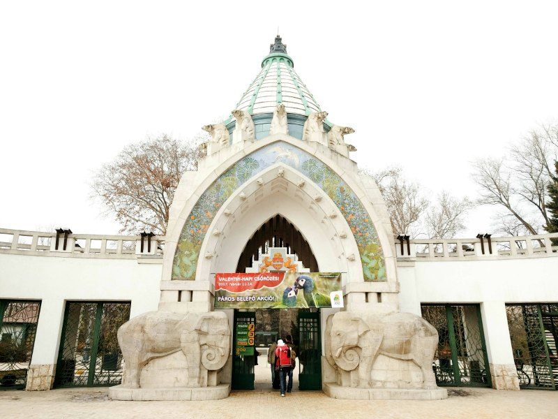 Things to do in Budapest with Kids