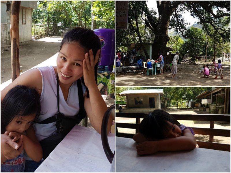 The Philippines with Kids: Travels in Dalupirip, Itogon, Cordillera