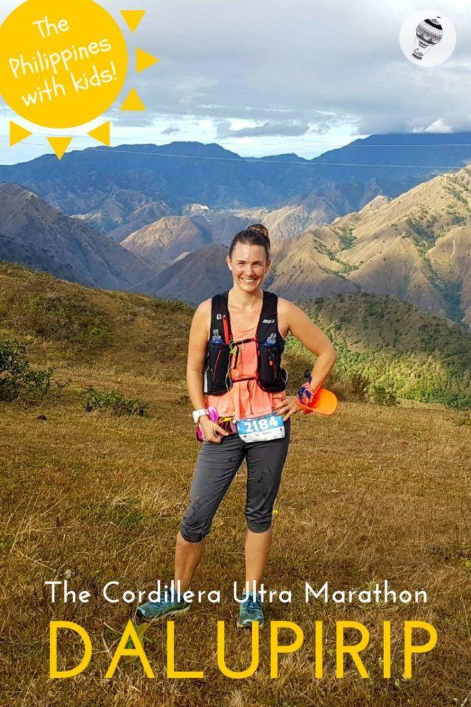 The Philippines with kids: The Cordillera Ultra Marathon