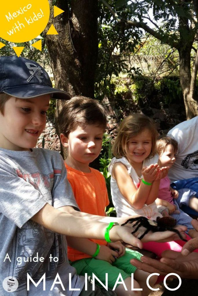 Mexico with Kids: A Family Guide to Malinalco