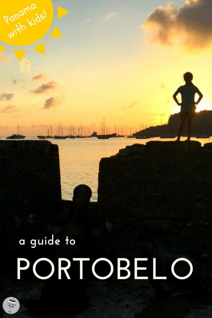 Panama with kids: A guide to Portobelo via @globetotting