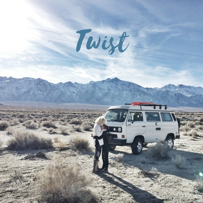 Twist travel magazine: a spin on family travel