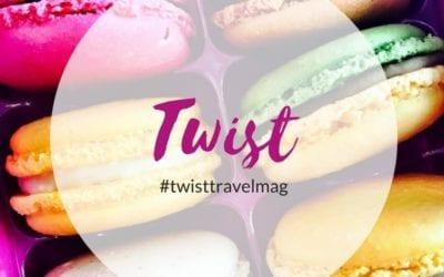 TWIST: A New Kind of Family Travel Magazine