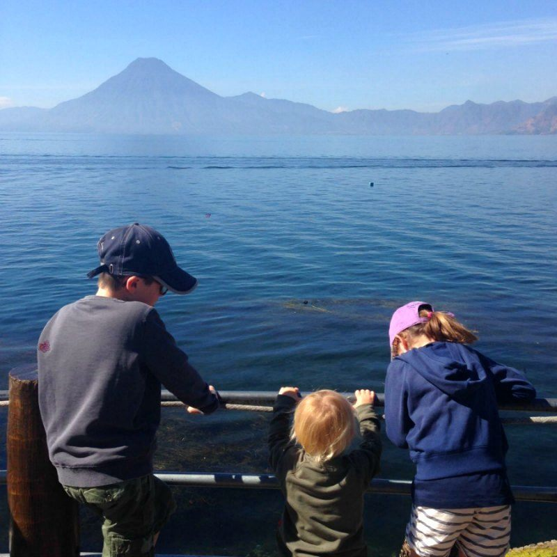 Guatemala Itinerary; a 10-day family-friendly itinerary taking in Guatemala's Highlights. #globetotting #familytravel #travel #travelwithkids #kidslovetravel