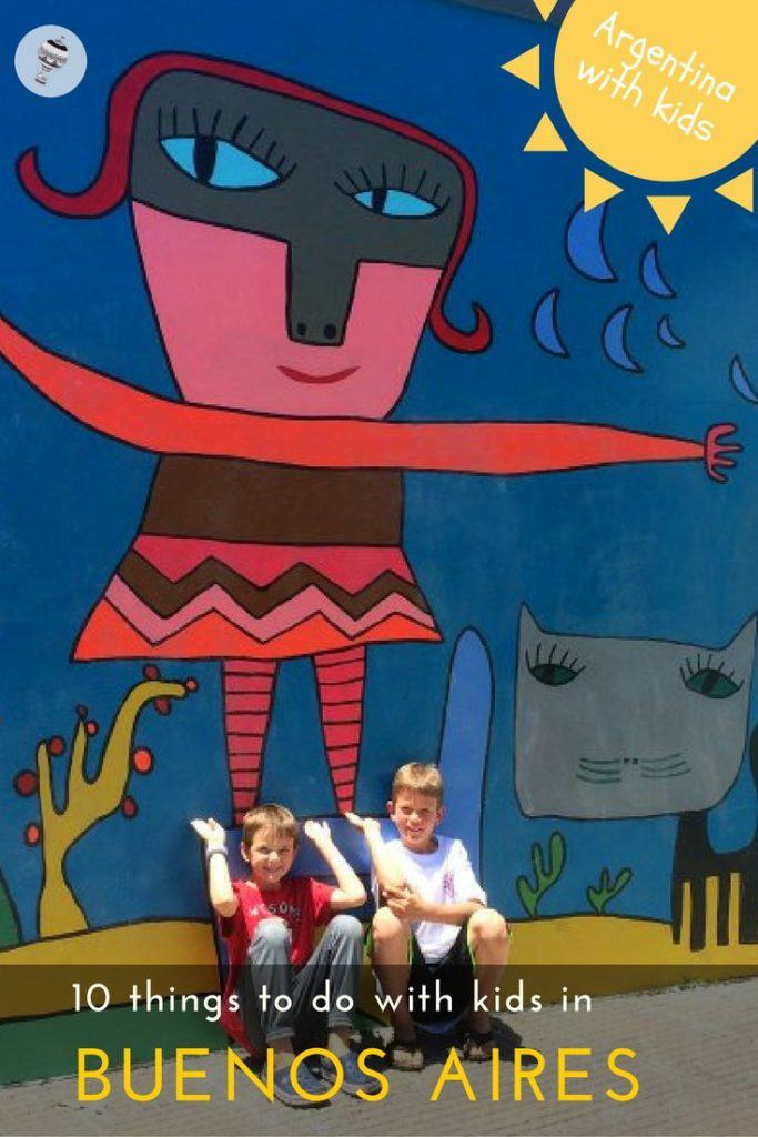 Things to do in Buenos Aires with Kids