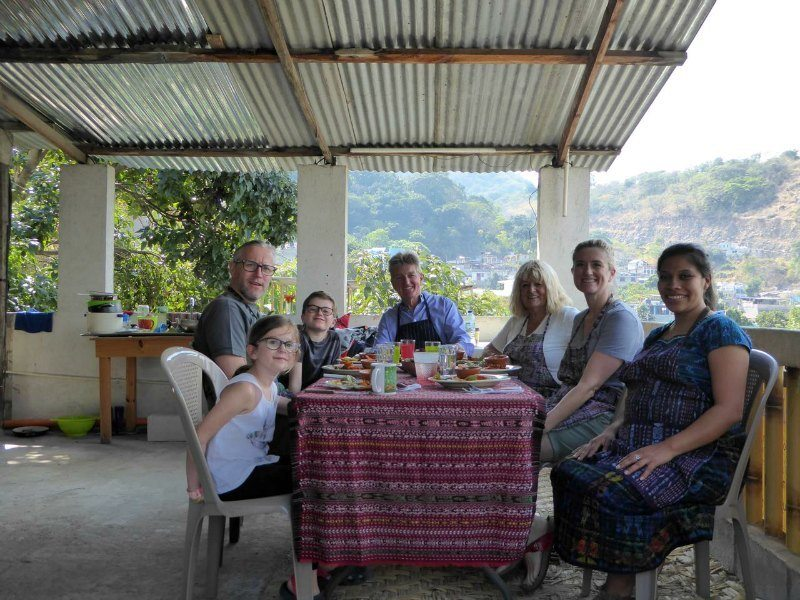 Activities in Lake Atitlan: A Cooking Class