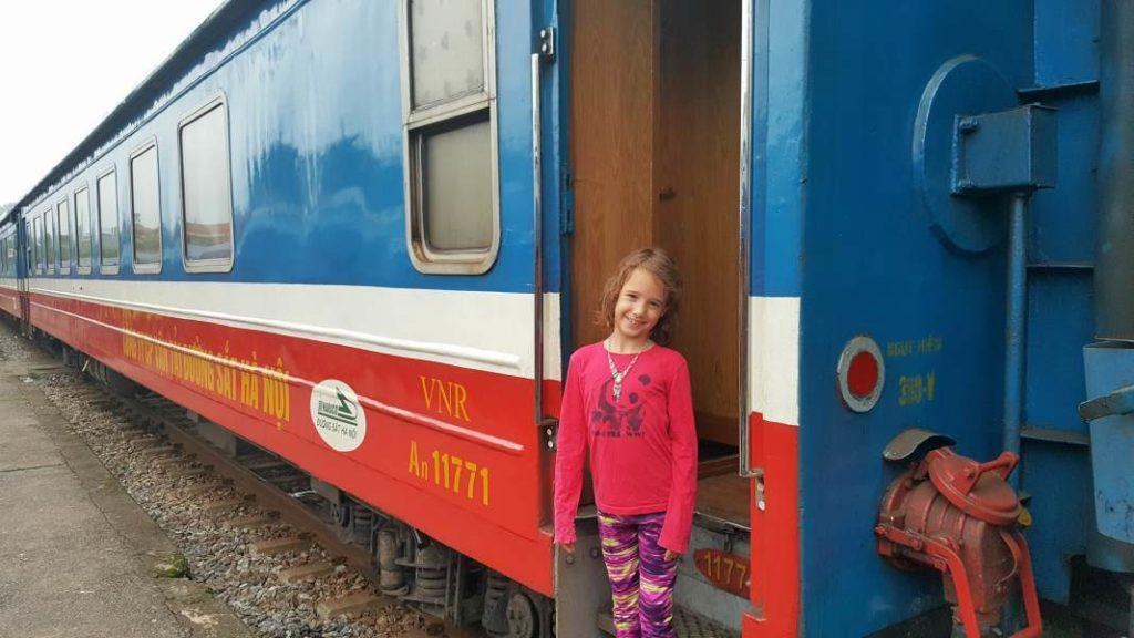 Travelling to Vietnam with Kids