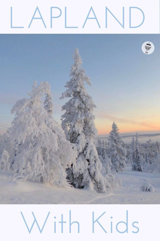 Family guide to visiting Lapland in Finland.