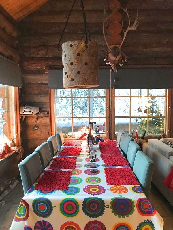 Yllashilla family accommodation in Finland