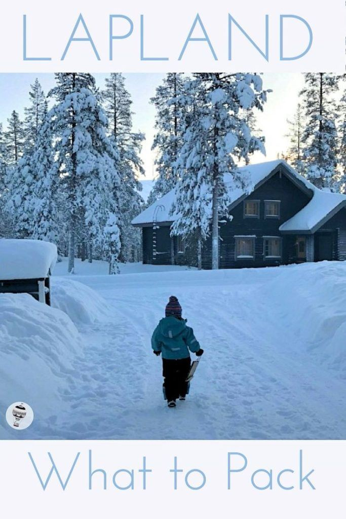 What to pack for a family holiday to Finnish Lapland