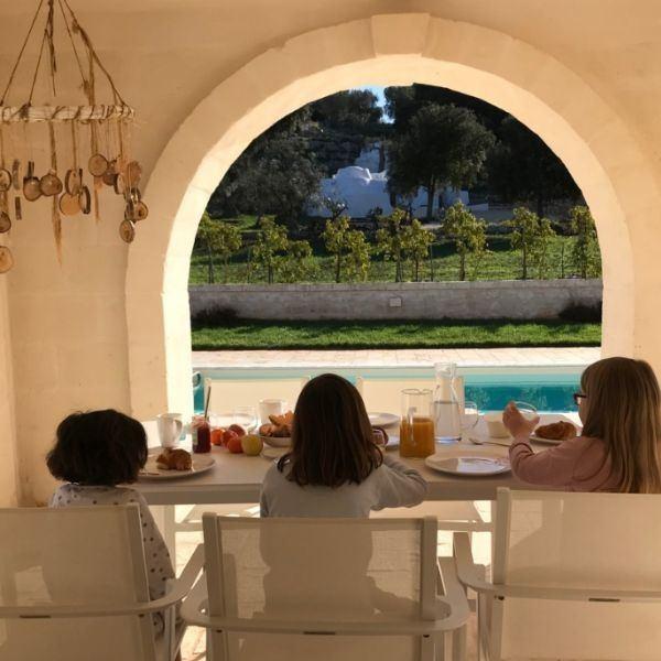 Family-friendly Villa in Puglia, Italy