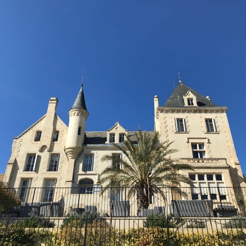 Chateau Les Carrasses, family-friendly luxury in the South of France