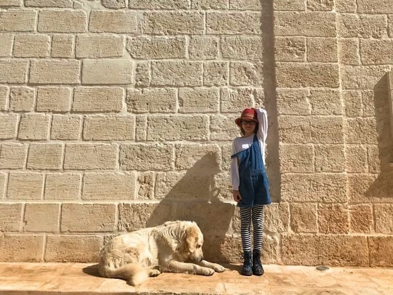 Puglia with kids