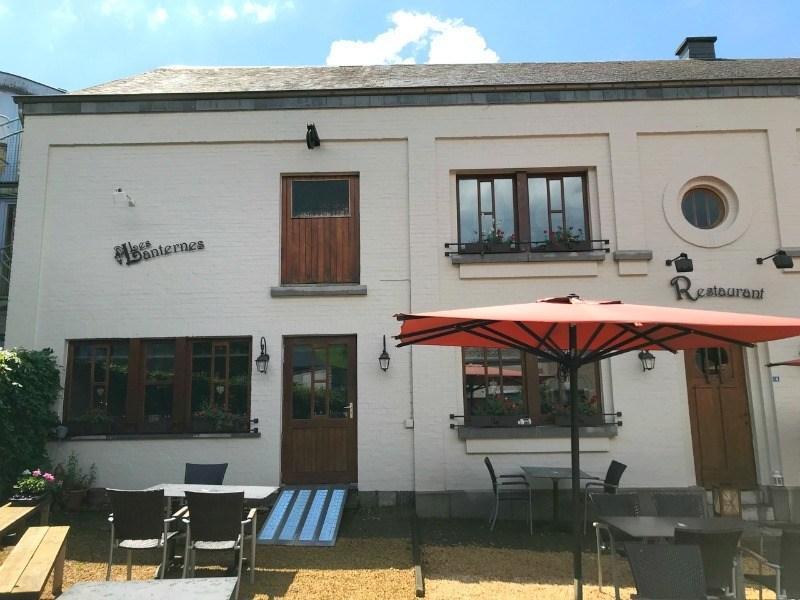 Where to eat in Durbuy, Belgium