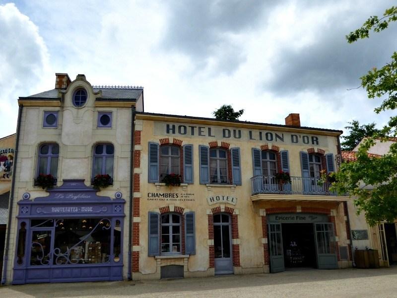 Puy Du Fou Families - France with kids