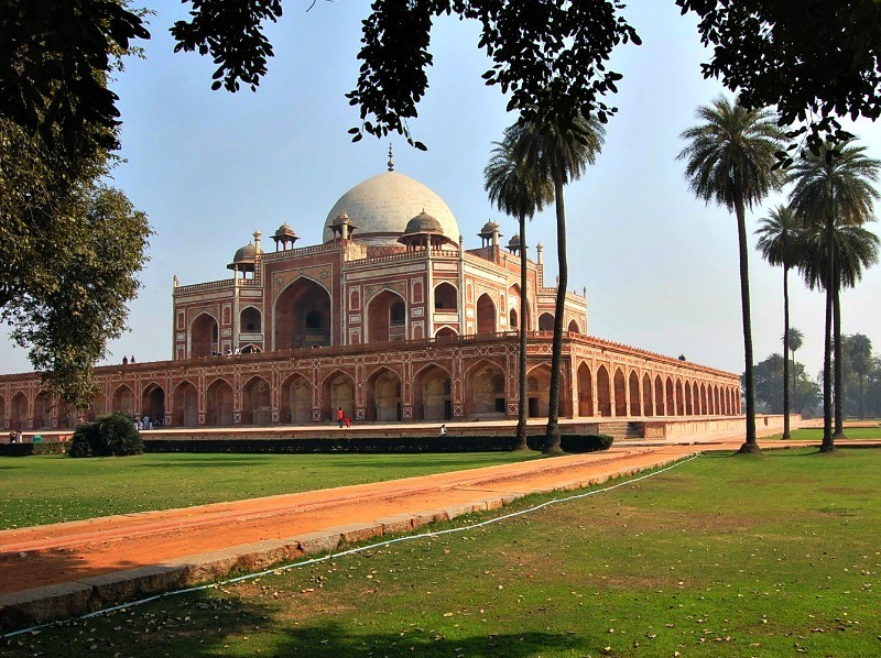Humayun's Tomb, things to do in Delhi with kids