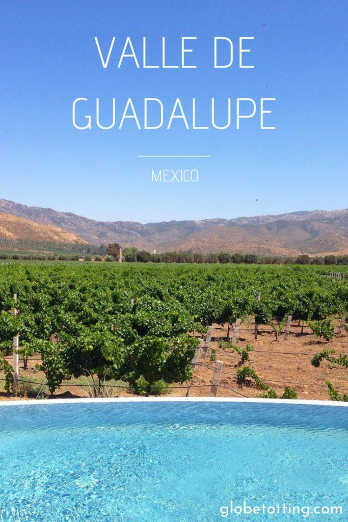 A Travel guide to visiting Mexico's wine region, Valle de Guadalupe. Wineries, vineyards, hotels, restaurant ideas and more. #globetotting #familytravel #travel #travelwithkids #kidslovetravel