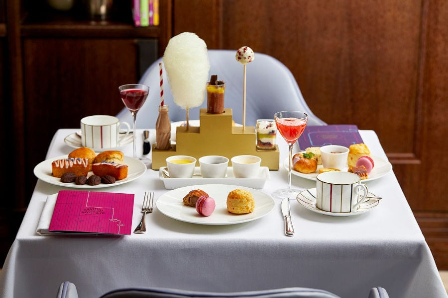 The best afternoon teas in London for kids - Globetotting