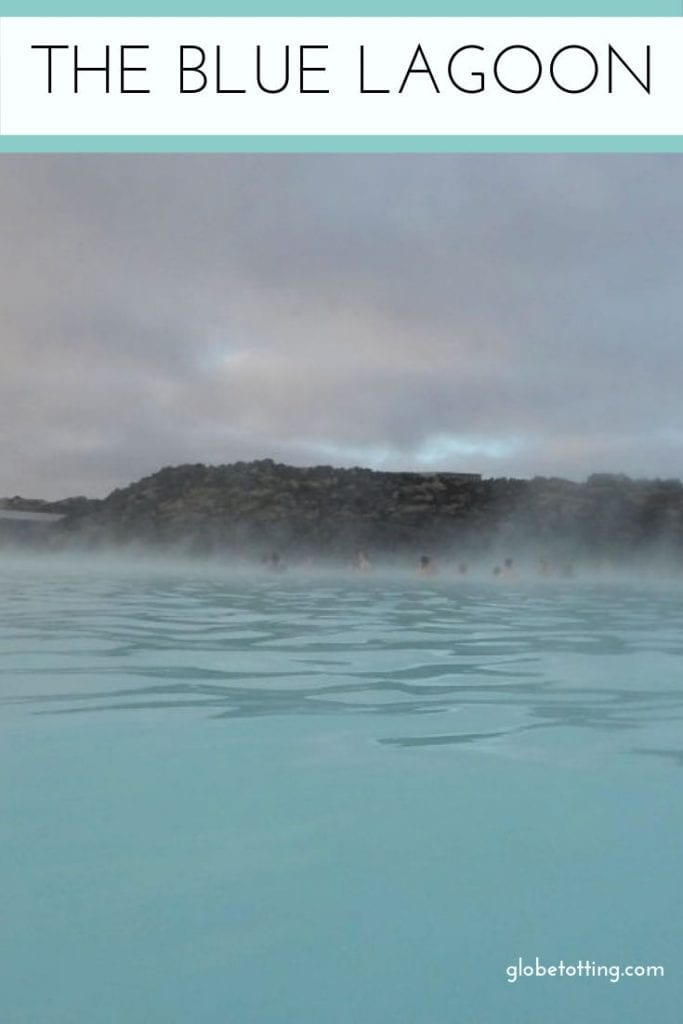 Iceland's Blue Lagoon with kids I #globetotting #familytravel #travel #travelwithkids #kidslovetravel